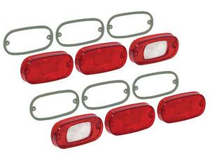 New 1964 Monterey Taillight Lenses Gaskets Marauder Park Lane Montclair Ford