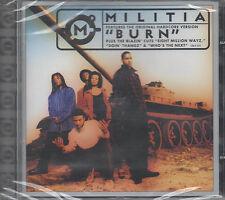 Militia Burn CD NEU Eight million Wayz - Doin´ Thangz Who´s the next Streetlife