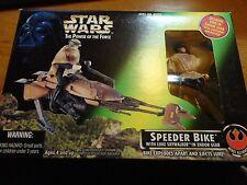 Star Wars TPOTF  Speeder Bike w/Luke Skywalker in Endor Gear Set