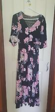 Miss Mango Floral Dress Size 12 Inspired By revolver