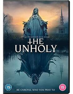 The Unholy (2021) [DVD] - DVD  GRVG The Cheap Fast Free Post