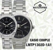 Casio Couple Watch LTP1302D-1A1 MTP1302D-1A1