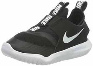 Nike Kids Flex Runner (Infant/Toddler), Black/White, Size 8.0 knCP