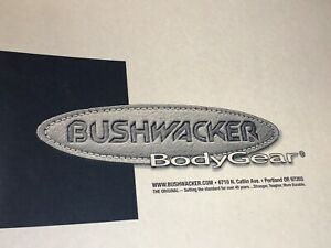Bushwacker Flat Fender Flares for a 1984-1990 Ford Bronco II. New In The Box