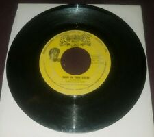 Greyhound 45 Sand in Your Shoes Black and White Majestic Records Jamaica import