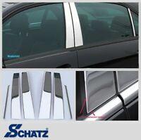 Schätz ® Edelstahl B-Säulenverkleidung hochglanzpoliert für Audi Q5 (8R) Chrom