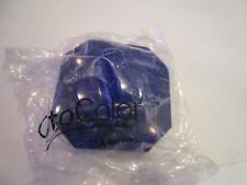 Merten Zentralplatte mit Drehknopf Zeitschaltereinsatz 15Mi octocolor blau