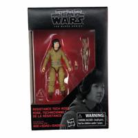 "Star Wars Black Series Resistance Tech Rose  The Last Jedi  3.75"" Action Figure"