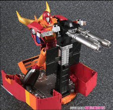 MP09 Rodimus Transformers Takara Masterpiece W/TRAILER LOOSE IN STOCK