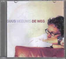 Guus Meeuwis-De Weg Promo cd single