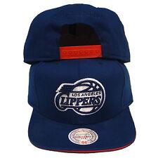 Original Mitchell & Ness Los Angeles Clippers Snapback NBA navy