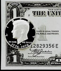 ⭐️76 & 35 *SILVER* PROOF KENNEDY & 1935 SILVER CERT SUPERB GEMS! RARE NO MOTTO⭐️