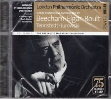 BBC Music - Vol.16 No.2 / Great Recordings conducted by Beecham, Elgar & Boult