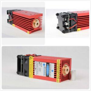 Focusable 450nm 15W Blue Laser Module & Heatsink For Laser Engraver Laser Diodes