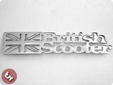 TSR Legshield/Side Panel British PX/GP/LML Scooter Badge fits Vespa/Lambretta