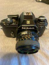 Nikon EM 35mm Automatic Ultra Compact Film Camera