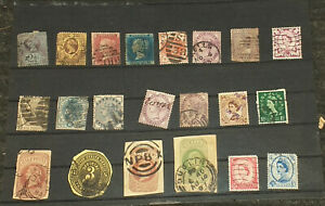 Lot England GB Briefmarken alt