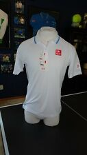 Uniqlo Djokovic, Roger Federer, Nishikori, Us Medium Tennis Shirt. Brand New