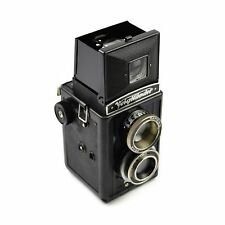 Voigtländer Brillant TLR Camera with Skopar 7.5cm f/3.5 Lens c.1949
