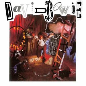 David Bowie Never Let Me Down (2019) Remasterisé Réédition CD Album Neuf/Scellé