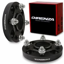 DIRENZA 4x114.3 20mm ALLOY HUBCENTRIC WHEEL SPACERS FOR MITSUBISHI COLT EVO 123