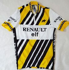 RENAULT ASSOS HERITAGE Ltd Cycling Jersey SHORT SLEEVE SHIRT SIZE X-SMALL