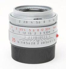 Leica Camera Lenses