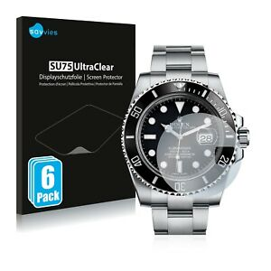 Screen Protector for Rolex Submariner (Date) Protective Film Shield Ultra Clear