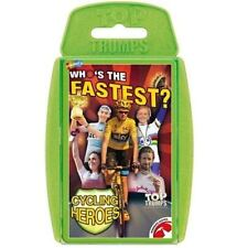 Top Trumps Cycling Top 30 Stars Card Game