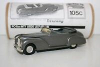 SUN MOTOR CO 1/43 - 105C - 1950 HUMBER SUPER SNIPE TICKFORD DROPHEAD