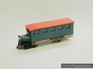 HOn2½/HOn30/HOe(9mm) Kit built S.R.&R.L #4 Rail Car Sango