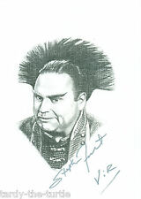 Stephen Furst as Vir Cotto in Babylon 5  8 x 10 Autograph Reprint