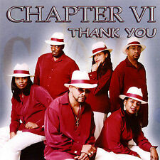 Chapter VI: Thank You (CD, Music, Christian, Amir/Omega, 2007, New, Sealed)