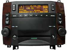 CADILLAC CTS SRX Radio Stereo 6 Disc CD Player Factory OEM AVEC Factory 15824242