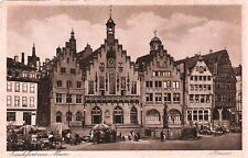 Postcard DE Germany Frankfurt am Main 1920s-1930s Römer