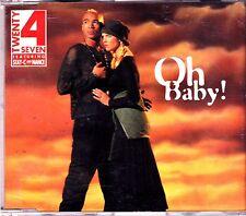 Twenty 4 Seven-Oh Baby cd maxi single