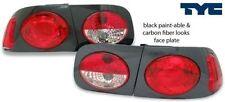 1992-1995 Honda Civic 2/4D Tail Light Paint Ready Black or Carbon Fiber Dip TYC