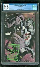 CGC 9.6 BATMAN: THE KILLING JOKE #NN D.C. COMICS 1988 JOKER CRIPPLES BATGIRL