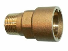 "1/2"" STRAIGHT BAYONET SOCKET NATURAL GAS / LPG - FOR COOKER HOSE/FLEX"