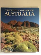 The Wild Landscapes of Australia by Colour Library Books HC 1988 Illustrated VGC