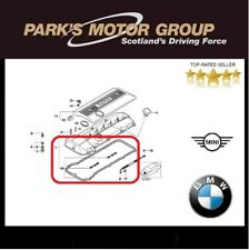 BMW Genuine Cylinder Head Profile Gasket Set 3 Series E46 X5 E53 11129070990