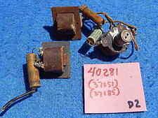 1941 Wurlitzer 750 750E Volume Control Pot # 40281 with Chokes # 37185 & 37051