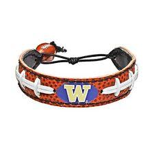 NCAA Washington Huskies Football Wristband