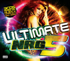 Various Artists : Ultimate NRG - Volume 5 CD (2011)