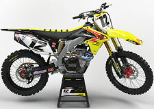 Suzuki H. MX Motocross Gráficos H. 250 010-016 Bomber de gráficos