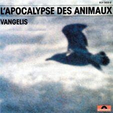 L'apocalypse des animaux /soundtrack/vangelis (Polydor 831 503-2) CD Álbum