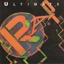 Ultimate rap (1991, US) Stephen Wiley, ETW, d.c. talk, D. Boy... [CD]