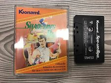 *** Shao Lin`s Road *** C64 Kassette Cassette *** Konami *** Mit OVP