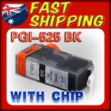 5x PGI 525BK Ink Cartridge for Canon IP4850 IP4950 MX885 MG5250 MG5150 Printer