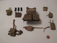 1/6 FLAGSET US Navy Seals Seal Sniper Body Armor Chest Rig  FS073004